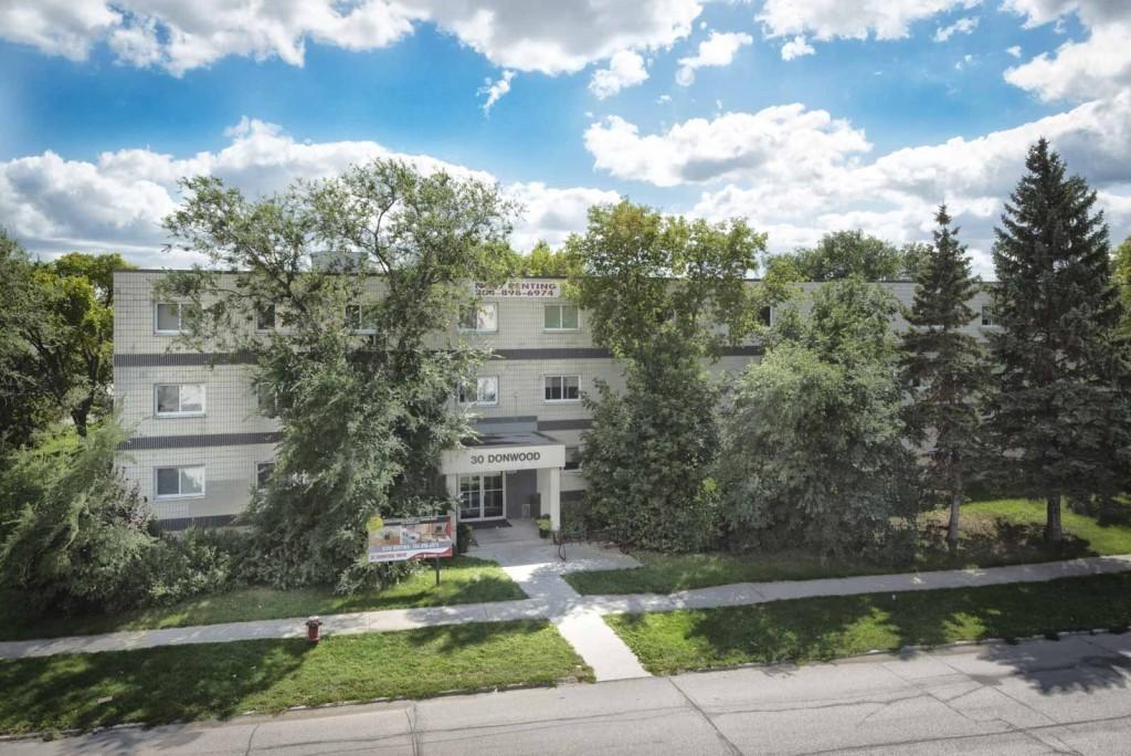 Winnipeg Du Sud-ouest 1 chambre à coucher Appartement À louer