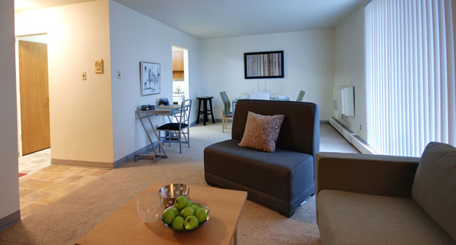 Winnipeg West 1 bedroom Apartment