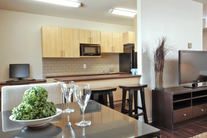 Winnipeg Du nord-ouest 2 chambre à coucher Appartement À louer
