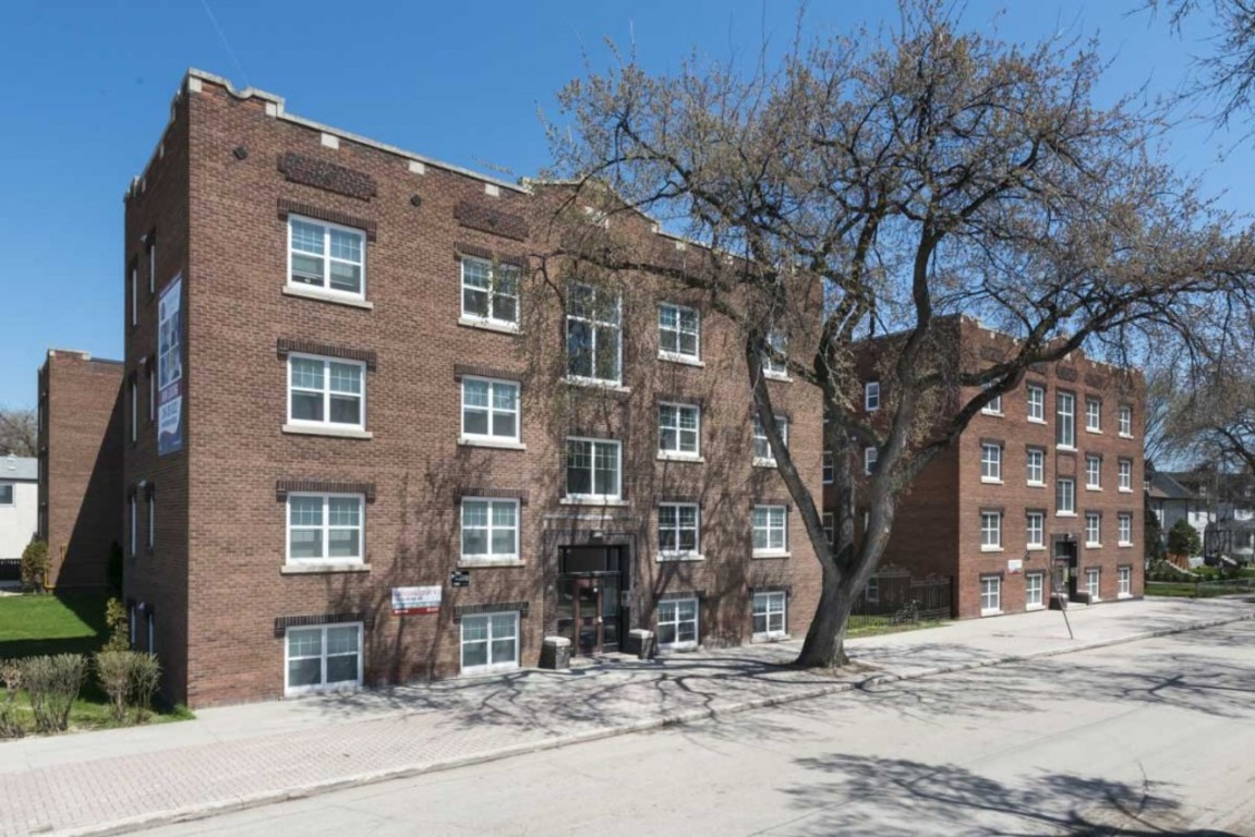 Winnipeg Central one bedroom Apartment for rent | Ad ID ...