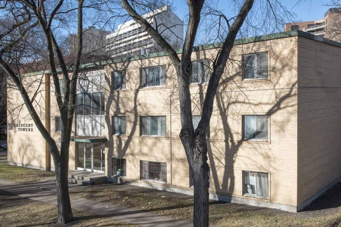Winnipeg Central 2 bedroom Apartment