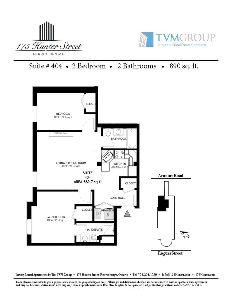 Peterborough Apartment for rent, click for more details...