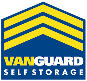 Vanguard Self Storage Logo