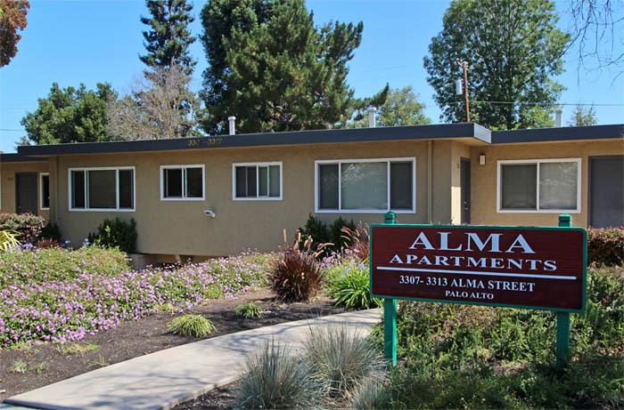 3307 - 3317 Alma Street