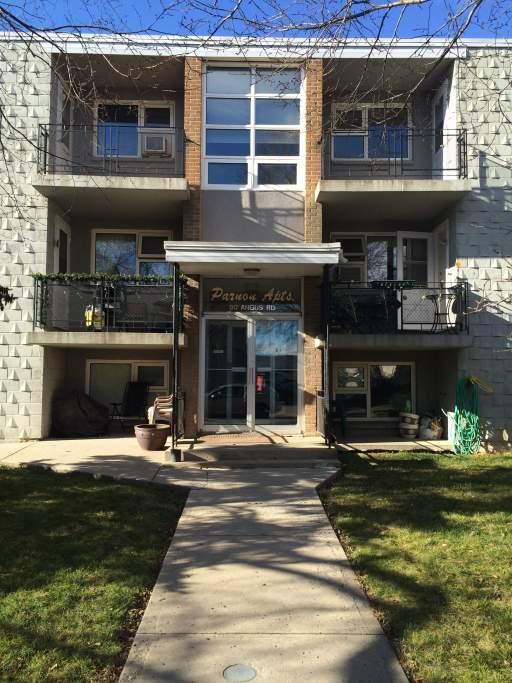 Parnon Apartments