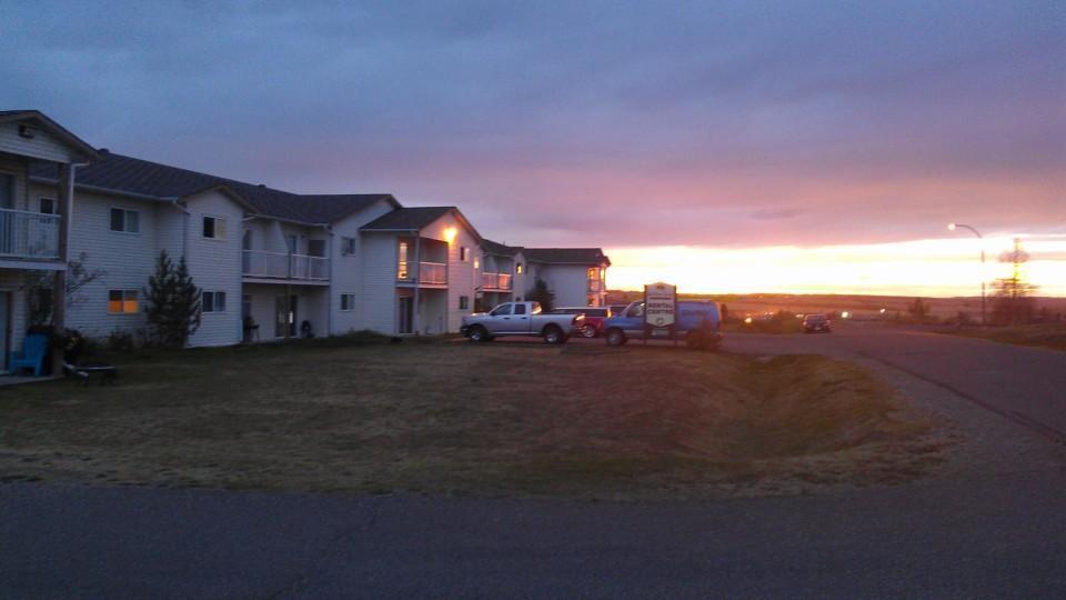 Dawson Creek Appartement pour le loyer, cliquer pour plus de détails...