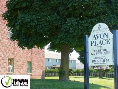 Avon Place Apartments