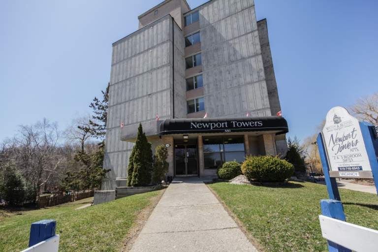 Newport Towers Apartments