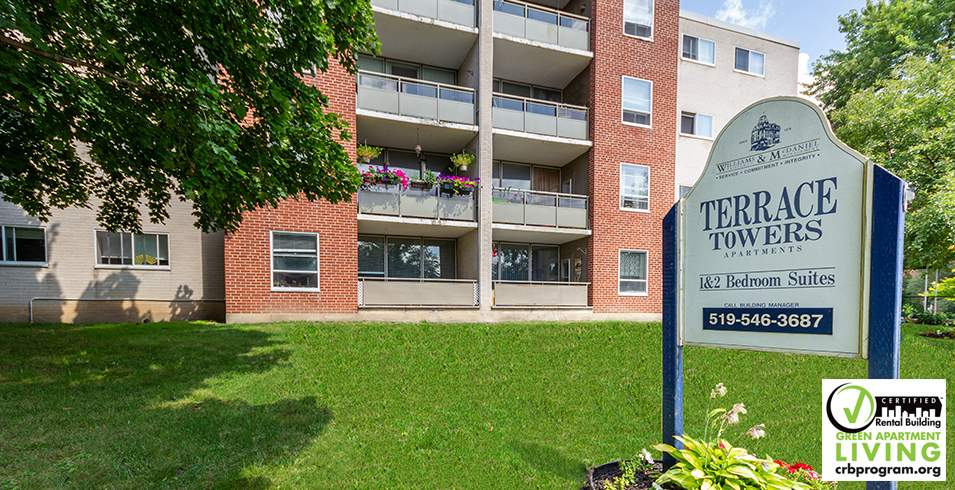 Terrace Towers Apartments