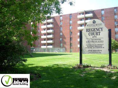 Regency Court Apartments - Speedvale