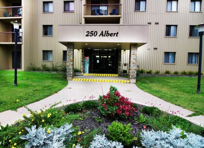 Albert Terrace Apartments
