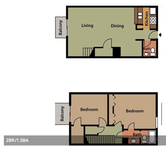 Windrush Apartments