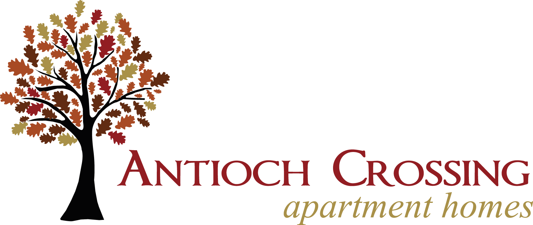 Antioch Crossing  Logo