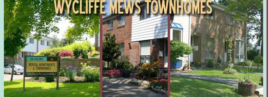 Wycliffe Mews Townhomes