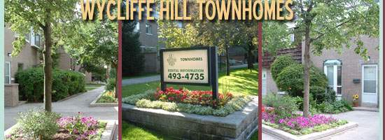 Wycliffe Hill Townhomes
