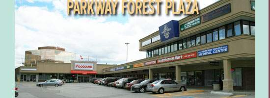 Parkway Forest Plaza