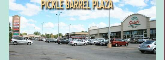 The Pickle Barrel Plaza
