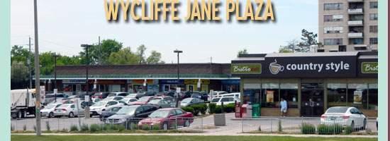 Wycliffe Jane Plaza