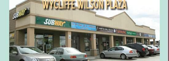 Wycliffe Wilson Plaza