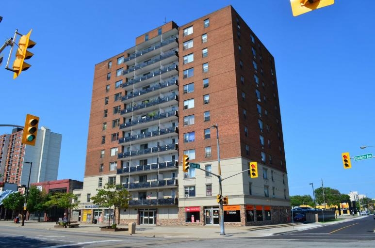 Windsor Tower Apartments