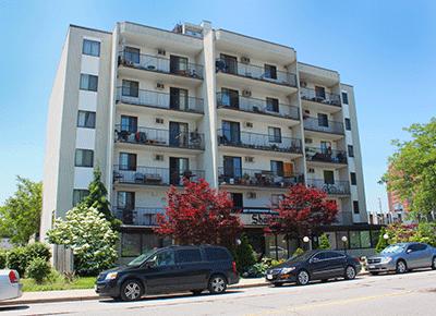 Shanbrook Apartments