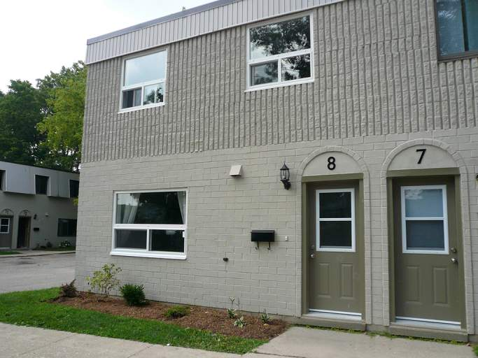 Thames Garden Townhomes