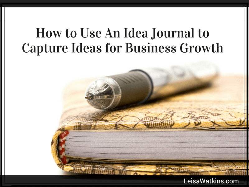 How to Get More Business Ideas So You Can Get More Results