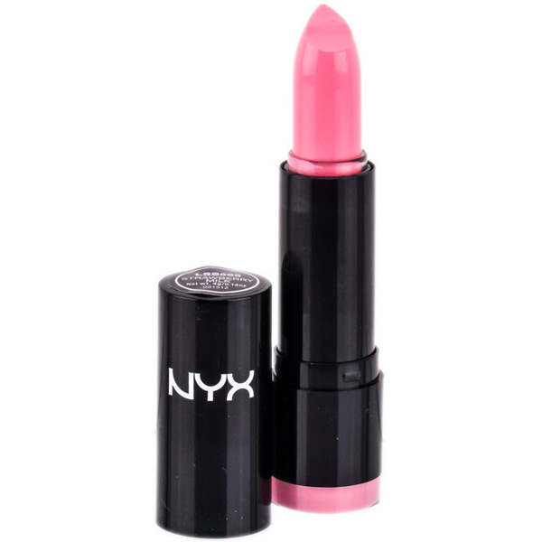 NYX Extra Creamy Round Lipstick #595 Strawberry Milk - 0.14 oz. (4 g)