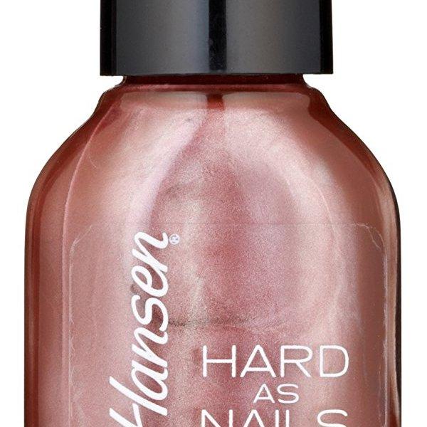 SALLY HANSEN - Hard as Nails Nail Color #550 Brownstone - 0.45 fl ...