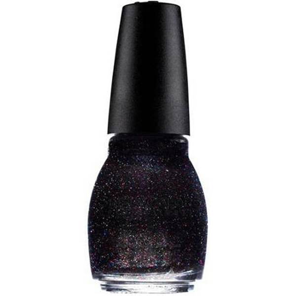 Black Nail Polish Ebay: Professional Nail Polish #1306 Starry