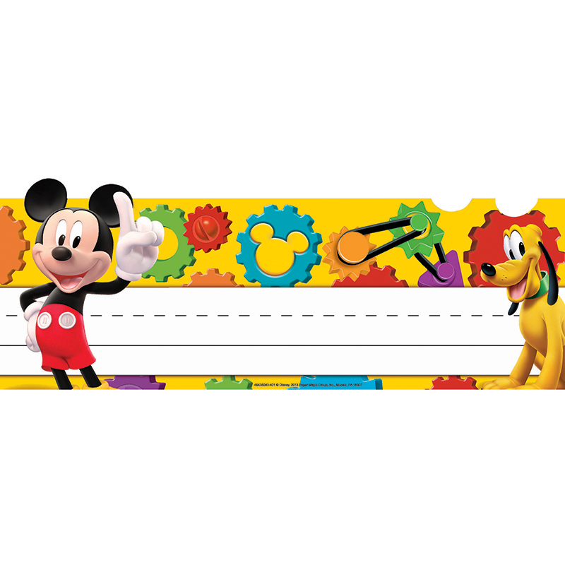 36 Pack Mickey Mouse Clubhouse Super Cheers Recognition Awards Eureka