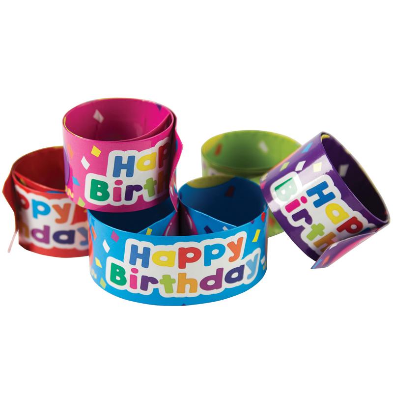 30 Pete The Cat Groovy Birthday Party Slap Bracelets New Party Favors Kids