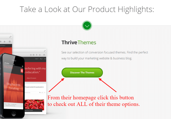 Discover Thrive Themes