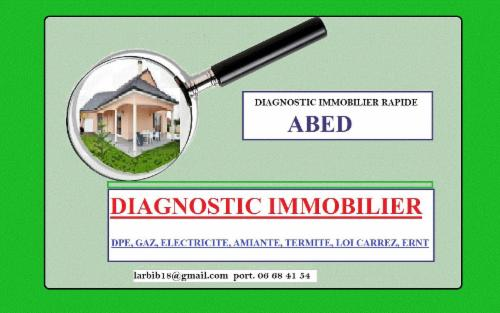 ABE-DIAGNOSTIC Nimes Diagnostiqueur immobilier diagnostics immobiliers Diagnostiqueur immobilier