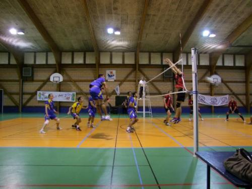 Agglomération Cathare Carcassonnnaise de Volley-Ball Carcassonne Sports Entrainements de Volley-ball Club de Volley-ball
