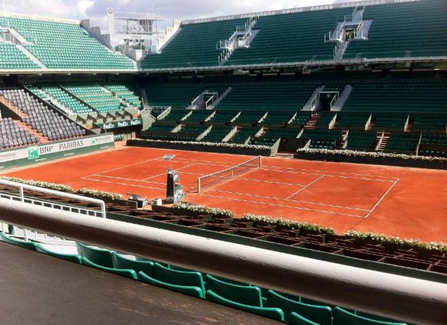 Roland-Garros Infos Paris Support TPE Point historique Support TPE