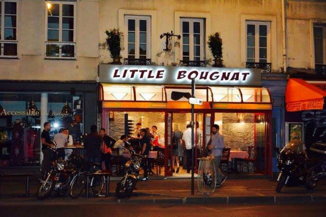 Little Bougnat Paris Restaurant Auvergne Restaurant