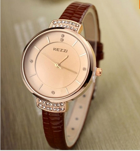 Montre KEZZI marron