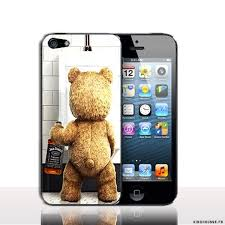 coque Iphone 5,5S TED