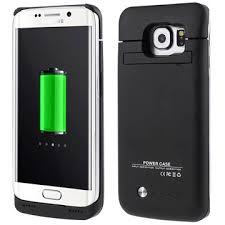 coque Samsung galaxy S6,S6edge RECHARGEABLE