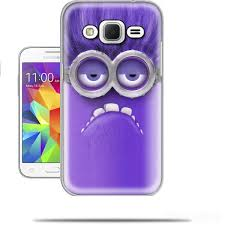coque Samsung galaxy core prime MINION