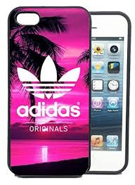coque Iphone 4S ADIDAS ROSE