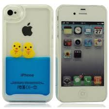 coque Iphone 4S ANIME EAU