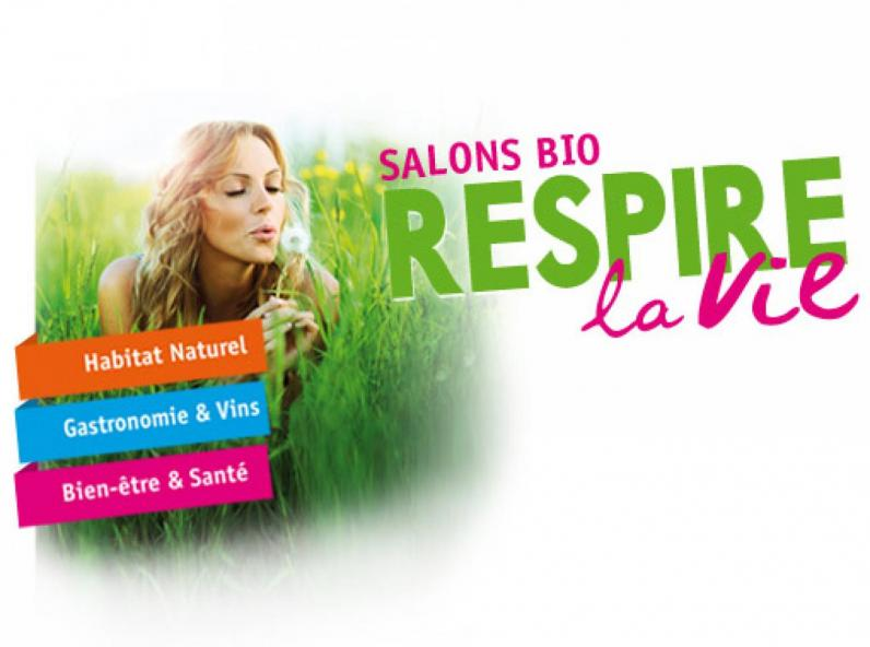 Invitation du salon respire 21 au 23 avril le mans