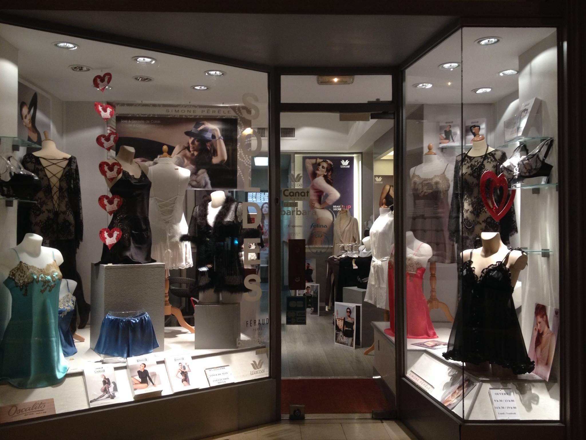Réservation d'articles MONACO Loungewear Conseils personnalisés Réservation d'articles Réponse sous 48h
