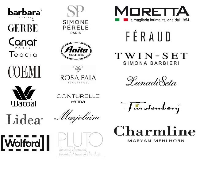 Commande sur mesure MONACO Loungewear Conseils personnalisés Réservation d'articles Commande sur mesure
