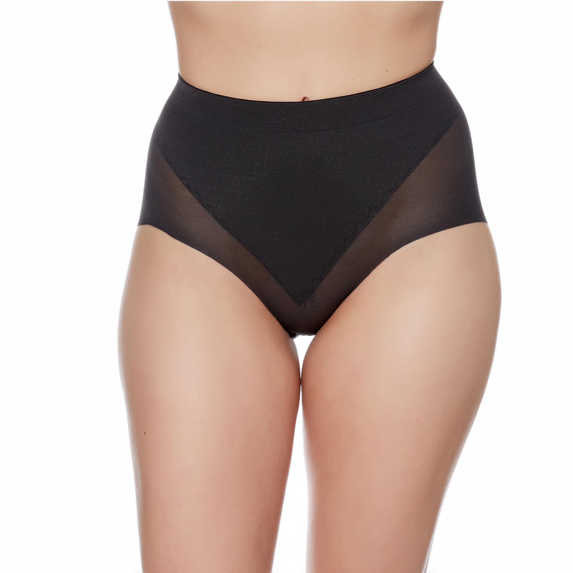 Wacaoal beauty secret culotte gainante noir