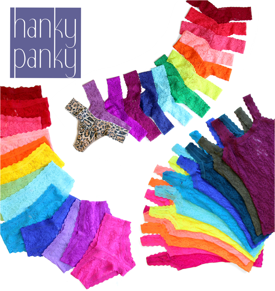Hanky panky collection
