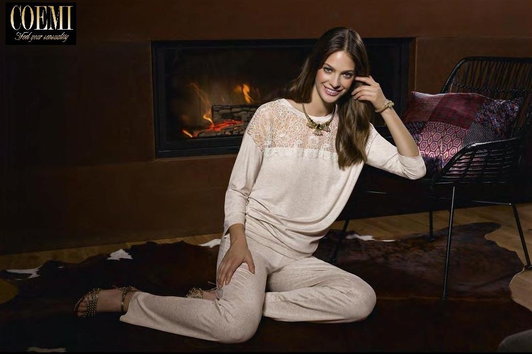 1 La ligne idéale MONACO Collants Loungewear Conseils personnalisés