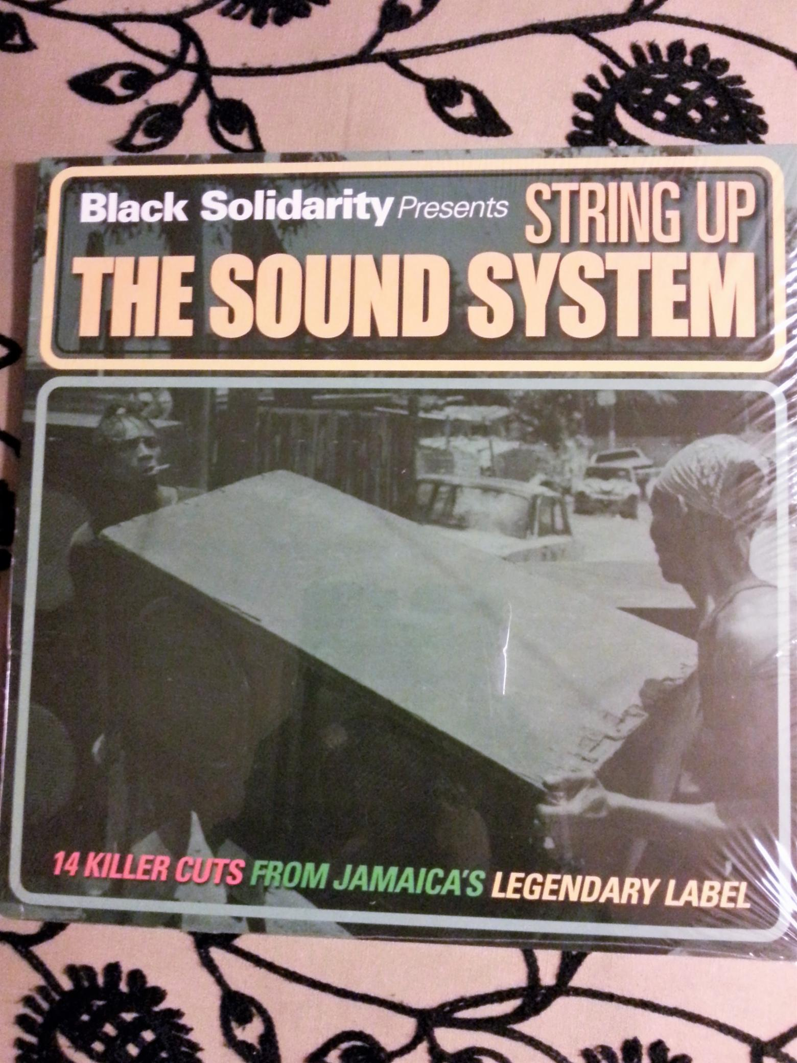 THE SOUND SYSTEM